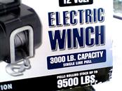 HAUL MASTER Miscellaneous Tool ELECTRIC WINCH